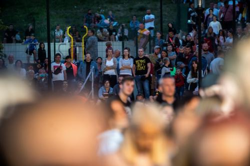 Koncert Mrozu we Władysławowie / Fot. Konrad Kędzior