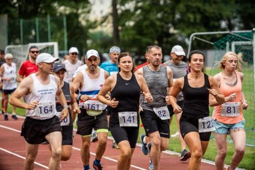 Półmaraton Ziemi Puckiej / Fot. Konrad Kędzior